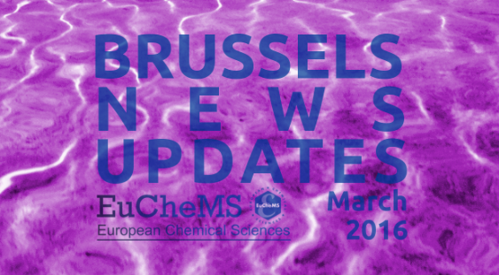 160316 EuCheMS BrusselsUpdate 3-16