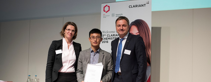 161017 Clariant CleanTechAward Ceremony