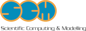 Logo SCM ScientificComputingModelling